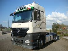 2008 Mercedes Benz 1846 mega sp