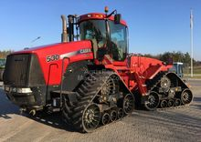 Used 2007 Case IH QU