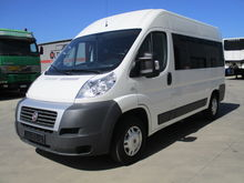 2012 FIAT DUCATO 115 KTJ Minibu