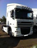 2012 DAF XF105 460 Standard Tra