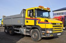 Used 2003 Scania T12