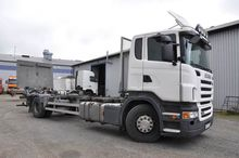 Used 2007 Scania R42