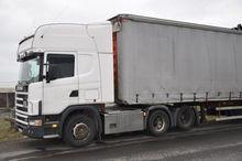 Used 2003 Scania 470