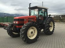 1993 Same Titan 190 Traktor Whe