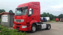 RENAULT 460DXI Tractor unit