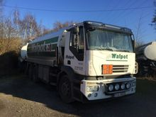2007 Iveco Tank truck