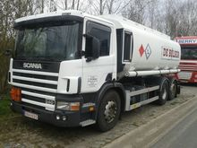 1998 Scania Tank truck
