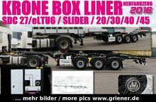 Used 2016 Krone SDC