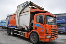 1999 Scania P94 6X2 310 Garbage