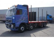 2005 Volvo FH16-610 8x4 Manual
