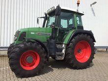 2007 Fendt 410 vario Wheel trac