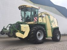 2008 Krone big x 500 Forage har