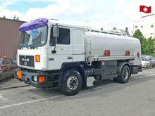 1999 MAN 19.403 Tank truck