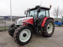 2004 Steyr 9100M Wheel tractor