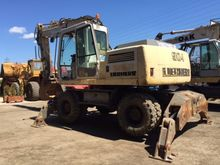 2001 Liebherr A 904 Litronic Wh