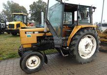 1982 Renault 551 Wheel tractor