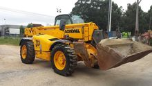 2001 JCB 537-135 Telescopic boo
