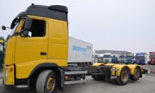 2008 Volvo Fh440 6X2 Container