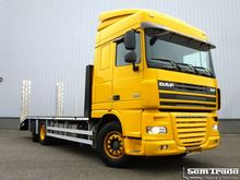 Used 2009 DAF FAN XF
