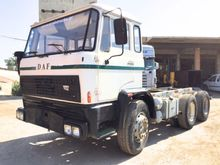 1982 DAF 2600 (6x4) Cab chassis