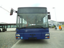 2002 MAN A21 Lions City grüne P