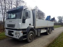 2004 Iveco STRALIS AD Dropside
