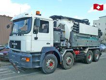 1997 MAN 32.463 Truck
