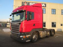 Used 2011 SCANIA R44