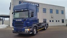 2012 SCANIA R440 Cab chassis tr