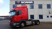 Used 2012 SCANIA R48