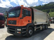 2005 MAN 26.430 Euro 4 Garbage
