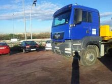 Used 2008 MAN Tracto