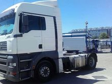 Used 2011 MAN Tracto