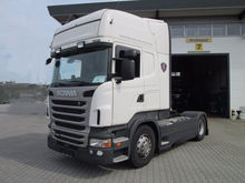 Used 2012 Scania R44