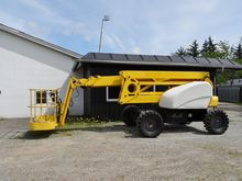 2005 Nifty Lift HR21D Articulat