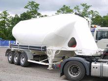 1981 Spitzer Silo 28m³ Tank sem