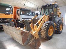 2004 Case 695SM Backhoe loader