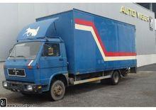1990 4 VW Livestock truck