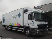 Used 2008 26 ACTROS