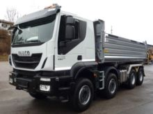 Used 2016 Iveco AT41