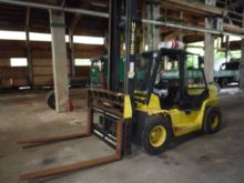 2000 Hyster H7.00XL 4-wheel fro
