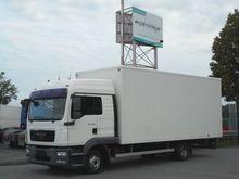2009 MAN - 8.220 BL Box truck
