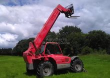 2002 Manitou 1233 Telescopic ha
