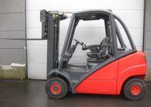 2003 Linde H25D 4-wheel front f