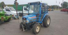 1997 Iseki 5035 Mini tractor