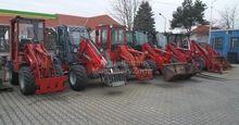 1994 Weidemann 2002 Wheel loade