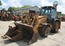 1998 Case 580 SLE Backhoe loade
