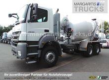 2013 Mercedes-Benz Axor 2636 B