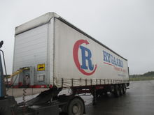 2007 KELBERG Curtainsider semi-