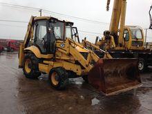 Used 2006 JCB 3CX, 4